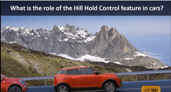 Hill Hold Condition